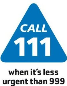 NHS 111